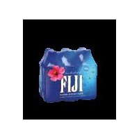 Pack includes 6, 330mL (11.15oz) bottles of FIJI Water.