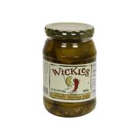 Wickedly Delicious Pickles