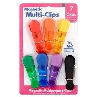 Lami Lami Magnetic Multi Clip, 7 Each