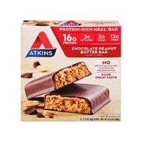 Atkins Atkins Advantage Bar - Chocolate Peanut Butter, 10.5 Ounce