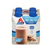 Atkins Milk Chocolate Delight Shakes, 1.3 Each