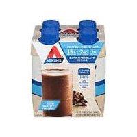 Atkins Shakes - Advantage Dark Chocolate Royale, 1.3 Each