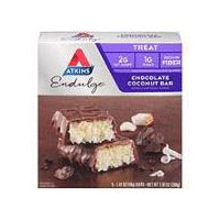 5 - 1.4 oz bars. Naturally & artificially flavored. Low-glycemic impact.