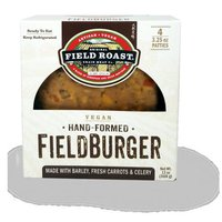 Field Roast Field Roast Hand-Formed Burgers, 3.25 Ounce