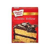 Duncan Hines Classic Yellow Cake Mix, 432 Gram