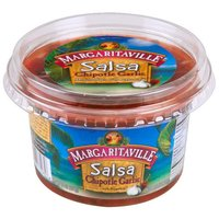 Margaritaville Foods Margaritaville Foods Salsa - Chipotle Garlic With Peppadew, 16 Ounce