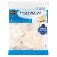 Cape Gourmet Swai Portion, 80 Ounce