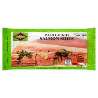 Cape Gourmet Salmon Sides, Wild Caught, 24 Ounce