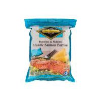 Cape Gourmet Cape Gourmet Atlantic Salmon Portions - Boneless and Skinless, 32 Ounce