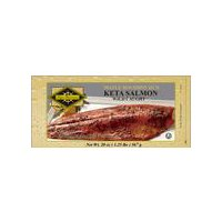 Cape Gourmet Salmon Fillet with Maple Bourbon, 20 Ounce
