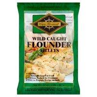 Cape Gourmet Flounder Fillets, Wild Caught, 32 Ounce