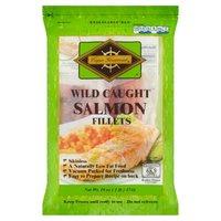 Cape Gourmet Salmon Fillets, Wild Caught, 16 Ounce