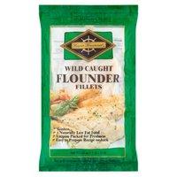 Cape Gourmet Flounder Fillets, Wild Caught, 16 Ounce