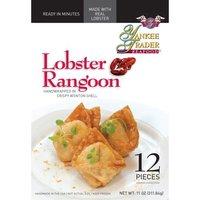 Yankee Trader Lobster Rangoons, 11 Ounce