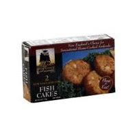 Yankee Trader Seafood Fish Cakes - New England Cod, 12 Ounce
