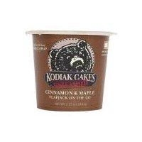 Kodiak Cakes Flapjack Cup Cinnamon & Maple, 2.25 Ounce