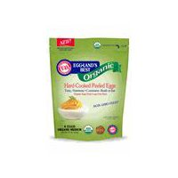 Eggland's Best Organic Hard Cooked Peeled Eggs, 9.3 Ounce
