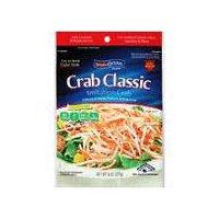 Crab Classic Shredded Imitation Crabmeat, 8 Ounce