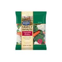 Mann's Broccoli, Baby Carrots & Cauliflower., 12 Ounce