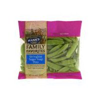 Mann's Stringless Sugar Snap Peas, 8 Ounce