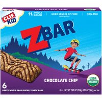 Whole grain. No trans fat. No high fructose corn syrup. 6 - 1.27 oz bars.