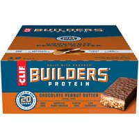 20g protein. No trans fats. 23 vitamins and minerals. 12 count.