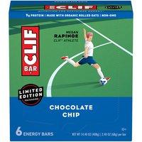 Clif Bar Energy Bar, Chocolate Chip, 14.4 Ounce