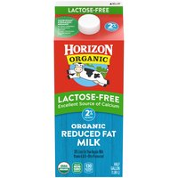 Horizon Organic Lactose-Free 2% Reduced Fat Organic Milk, 63.91 Fluid ounce