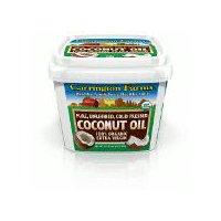 Carrington Farms 100% Organic Extra Virgin Coconut Oil, 12 Fluid ounce