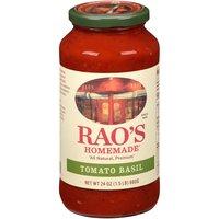 Rao's Homemade Marinara Sauce - Homemade Tomato Basil, 24 Ounce