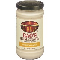 Rao's Alfredo Sauce, 15 Ounce