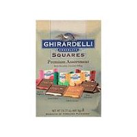 Ghirardelli Chocolate Ghirardelli Chocolate Premium Chocolate Squares Assortment, 16 Ounce