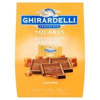 Ghirardelli Chocolate Ghirardelli Chocolate Milk and Caramel Chocolate - Squares Bag, 15.96 Ounce