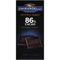 Ghirardelli Chocolate Intense Dark Gourmet Bar - Midnight Reverie, 3.5 Ounce