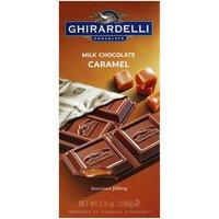 Ghirardelli Chocolate Ghirardelli Chocolate Milk Chocolate & Caramel, 3.5 Ounce
