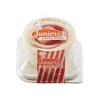 Juniors 6 Inch Raspberry New York Style Swirl Cheesecake, 24 Ounce
