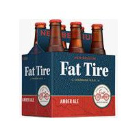 Fat Tire Ale - Amber, 72 Fluid ounce