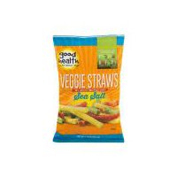 Good Health Natural Products Veggie Straws, 6.75 Ounce