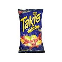 Barcel Takis Fuego Chili Lime Flavored, 9.9 Ounce