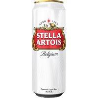 Stella Artois Beer Cans, 19.2 Fluid ounce