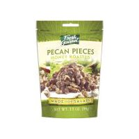 Fresh Gourmet Pecans - Honey Roasted, 3.5 Ounce