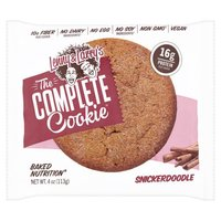 Lenny & Larry's The Complete Cookie - Snickerdoodle, 4 Ounce