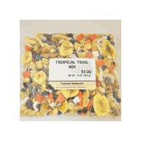 Valued Naturals Trail Mix - Tropical, 12 Ounce