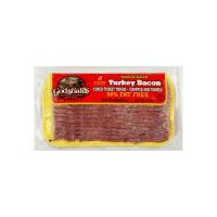 Godshall's Turkey Bacon - Sliced, 12 Ounce