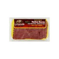 Godshall's Turkey Bacon - Maple, 12 Ounce