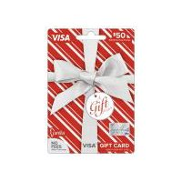 Vanilla Visa Metallic $50 Gift Card, 1 Each