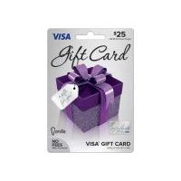 Vanilla Visa Gift Box $25 Gift Card, 1 Each