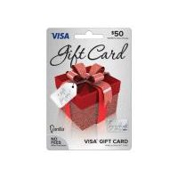 Vanilla Visa Gift Box $50 Gift Card, 1 Each
