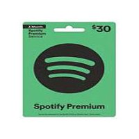 Spotify Premium Gift Card - 3 Month, 1 Each