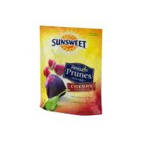 Sunsweet Pitted Prunes - Cherry Essence, 6 Ounce